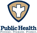 Public Health Logo - Prevent, Promote, Protect