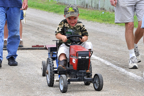 Tractor Race